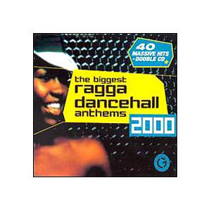 Biggest Ragga Dancehall Anthems 2000, The - Cover