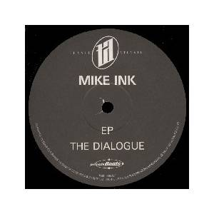 Cover - Mike Ink: Dialogue EP, The