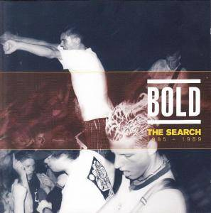 Cover - Bold: Search 1985-1989, The