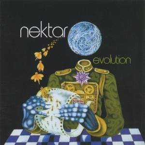 Cover - Nektar: Evolution