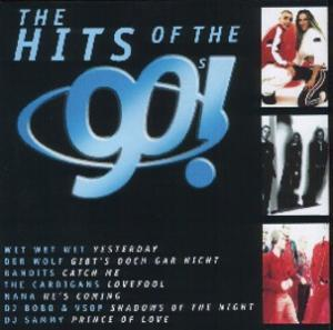 Hits Of The 90s!, The - Cover