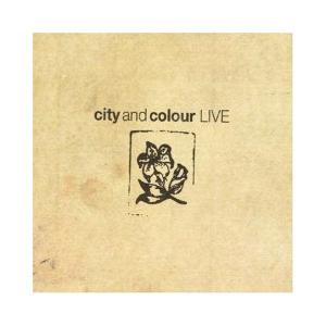 City And Colour: Live - Cover