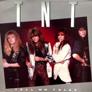 TNT: Tell No Tales - Cover