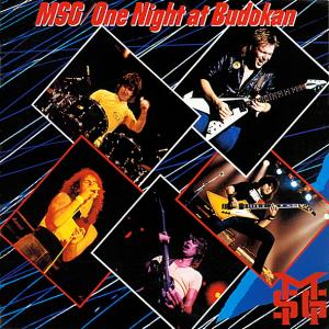 Michael Schenker Group: One Night At Budokan - Cover