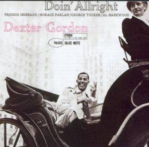Cover - Dexter Gordon: Doin' Allright