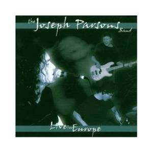 Cover - Joseph Parsons: Live In Europe