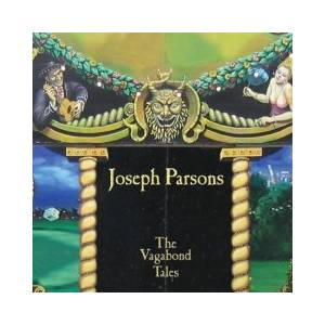 Cover - Joseph Parsons: Vagabond Tales, The