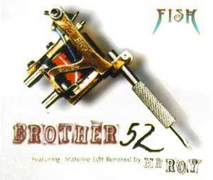 Fish: Brother 52 - Cover