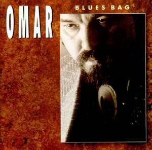 Omar: Blues Bag - Cover