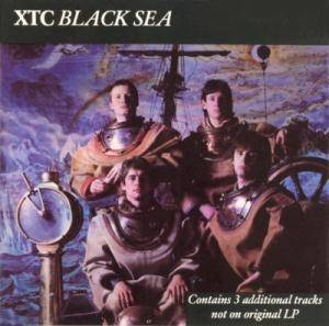 Cover - XTC: Black Sea