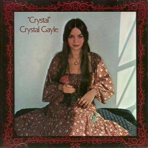 Cover - Crystal Gayle: Crystal