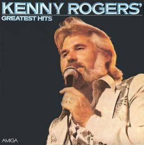 Kenny Rogers: Greatest Hits - Cover