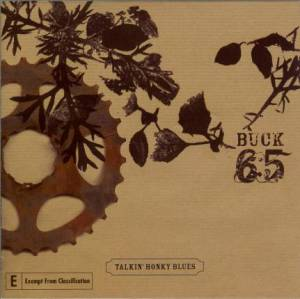 Cover - Buck 65: Talkin' Honky Blues