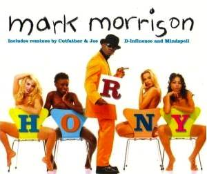 Cover - Mark Morrison: Horny