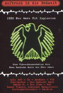 Aufbruch In Die Endzeit - 1980 New Wave Hit Explosion - Cover