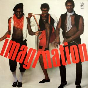 Cover - Imagination: Imagination