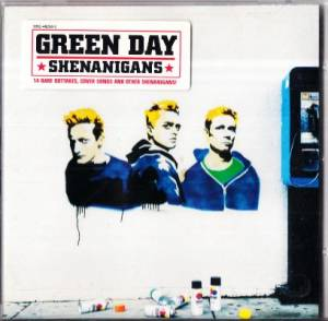 Green Day: Shenanigans (CD) - Bild 3