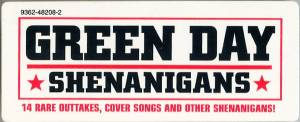 Green Day: Shenanigans (CD) - Bild 4