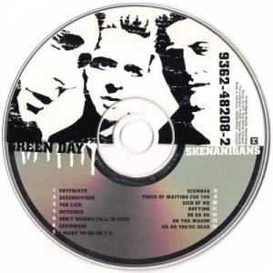 Green Day: Shenanigans (CD) - Bild 7