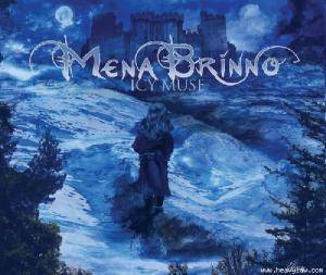 Cover - Mena Brinno: Icy Muse