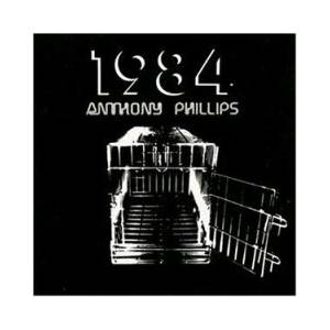 Anthony Phillips: 1984 - Cover
