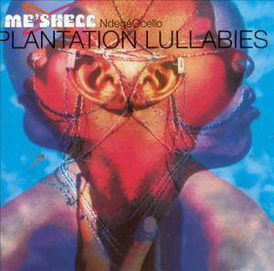 Cover - Me'Shell Ndegéocello: Plantation Lullabies