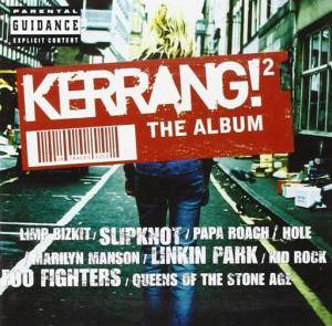 Kerrang! 2 The Album - Cover