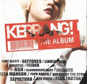 Kerrang! The Album - Cover