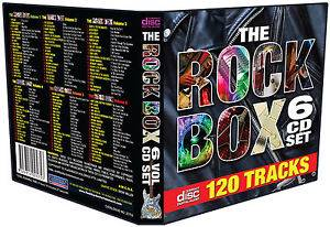 Rock Box - CD 2, The - Cover