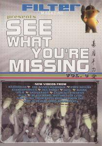 Cover - Pepe Deluxé: Filter Magazine presents See What You're Missing Vol. 6