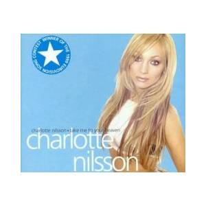 Cover - Charlotte Nilsson: Take Me To Your Heaven