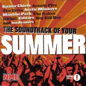 NME - The Soundtrack Of Your Summer - Cover