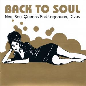 Back To Soul - New Soul Queens And Legendary Divas - Cover