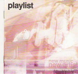 Cover - Beth Gibbons & Rustin Man: HMV - Playlist 08