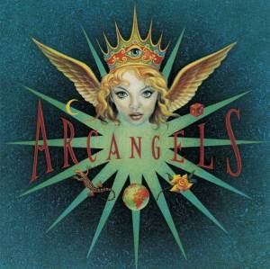 Arc Angels: Arc Angels - Cover
