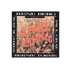 Cover - Rene Berg: Gang Bang