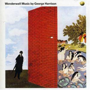 George Harrison: Wonderwall Music - Cover