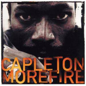 Cover - Capleton: More Fire