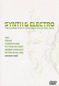 Synth & Electro - The Classic Synth, New Wave & Electric Trax (DVD) - Bild 1