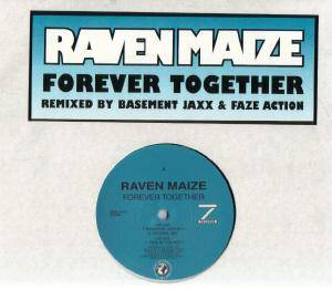 Cover - Raven Maize: Forever Together