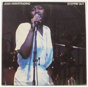 Joan Armatrading: Steppin' Out - Cover