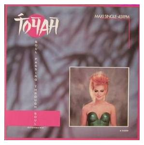 Toyah: Soul Passing Through Soul - Cover