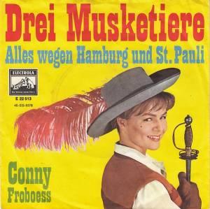 conny froboess drei musketiere