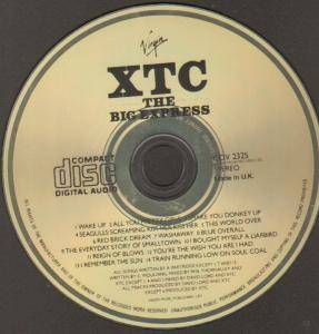 XTC: The Big Express (CD) - Bild 2