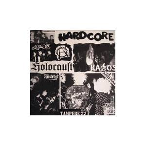 Hardcore Holocaust - Cover