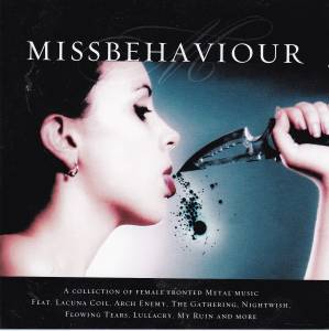 Cover - Shadow: Missbehaviour