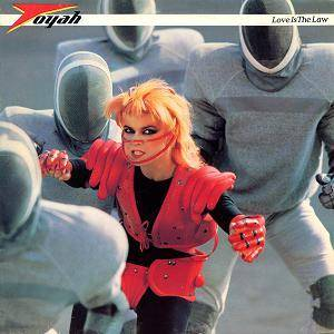 Cover - Toyah: Love Is The Law