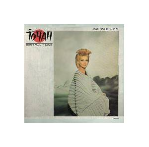 Toyah: Don't Fall In Love - Cover