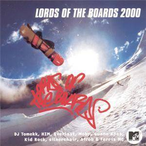 Cover - DJ Tomekk Vs. Grandmaster Flash Feat. Afrob, Flavor Flav, MC Rene: Lords Of The Boards 2000