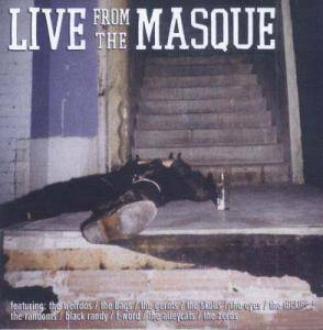 Cover - Skulls, The: Live From The Masque